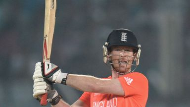 Eoin Morgan: Would like to become England