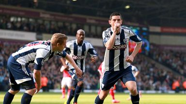 Graham Dorrans: Back in West Brom line-up