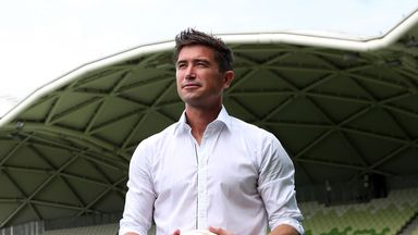 Harry Kewell is back in English football as a coach