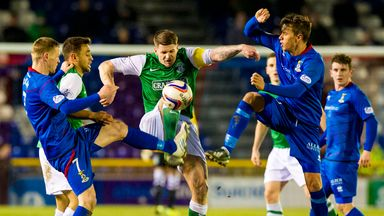 Michael Nelson: Available at Hibernian