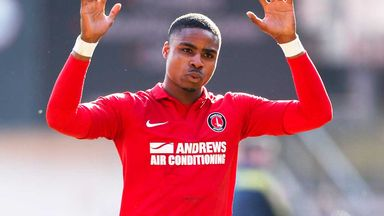 Jonathan Obika: Striker has joined Charlton for a second loan spell
