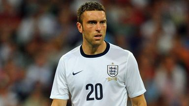 Rickie Lambert: Has two goals from four England caps