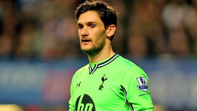 Hugo Lloris: Has committed his future to Tottenham after signing a new long-term contract
