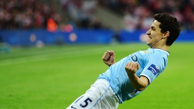 Jesus Navas: Manchester City winger wants more trophies