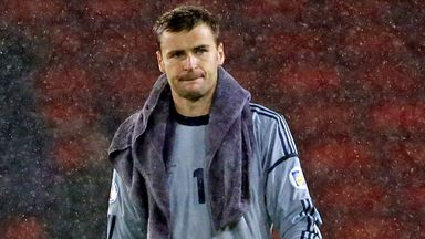 David Marshall: Seems keen to stay with Cardiff