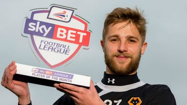 Michael Jacobs: Heading back to Wolves from Blackpool