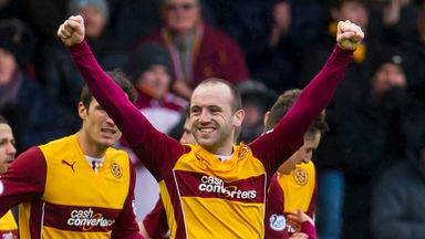 James McFadden: Motherwell striker ready for talks