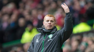 Neil Lennon: Played down Anthony Stokes' behaviour