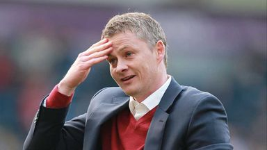 Ole Gunnar Solskjaer: Backing his player