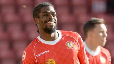 Anthony Grant: Fifth new arrival at Port Vale