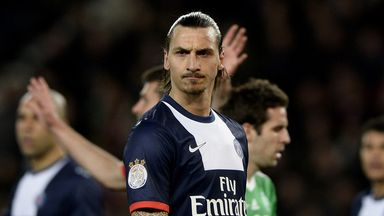 Zlatan Ibrahimovic: Could stay at PSG after retiring