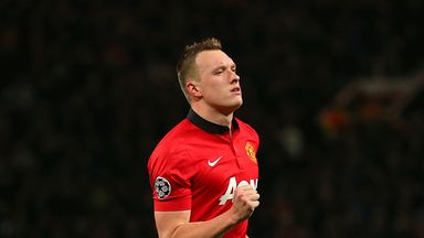Phil Jones: Manchester United defender keen to form partnership with Chris Smalling