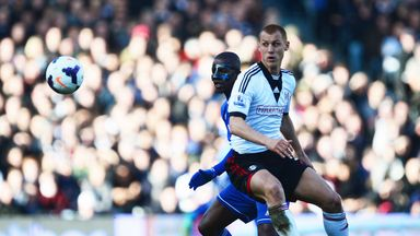 Steve Sidwell: The midfielder says Fulham have to do whatever it takes to survive