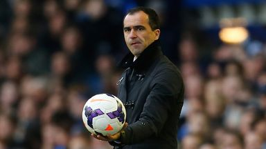 Roberto Martinez: Wants to keep his squad together