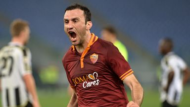 Vassilios Torosidis: Aiming for title success with Roma