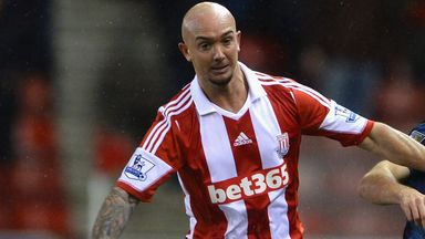 Stephen Ireland: Signed a new contract at Stoke