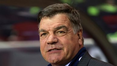 Sam Allardyce: The West Ham boss is braced for a difficult summer