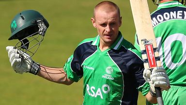 William Porterfield: Saw his Ireland side triumph against Nepal
