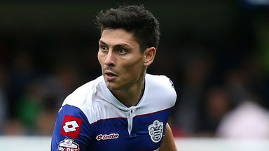 Alejandro Faurlin: Could be set for a new deal at Loftus Road
