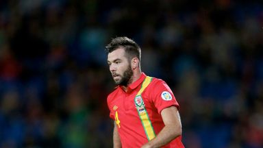 Joe Ledley fancies himself as the best mover in the Wales squad