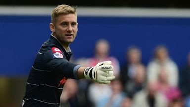 Rob Green: Happy to sign new deal at QPR