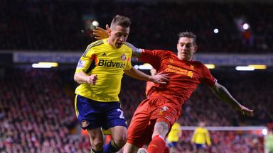 Daniel Agger (r): We must focus on entire Hammers team