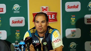 Russel Domingo: Using the Australia matches to finalise plans