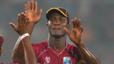 Darren Sammy: West Indies T20 captain will make his debut for Glamorgan tonight