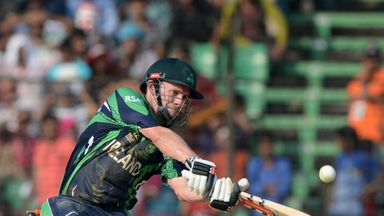 William Porterfield: Ireland skipper leads from the front