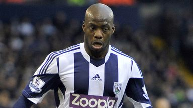 "Youssouf Mulumbu: Believes West Brom's showdown with Cardiff is ""do or die"""