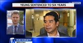 Yeung jailed for six years