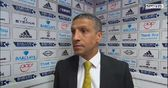 Hughton: We were second best