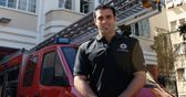 Gibraltar international Jordan Perez returns to day job as a firefighter