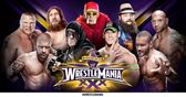 WrestleMania XXX: Watch Hulk Hogan host and The Undertaker fight Brock Lesnar