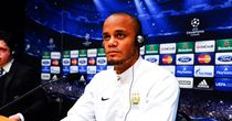 Vincent Kompany: Thinks Manchester City have cause for optimism