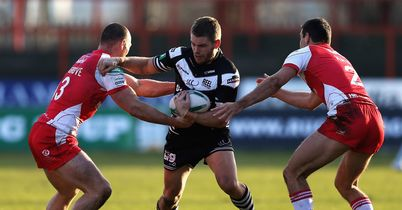Widnes shock Saints