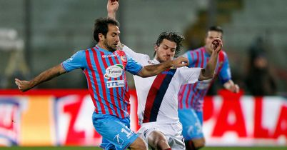 Catania still in drop zone