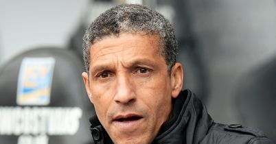 Chris Hughton: Paid the price for poor run of results