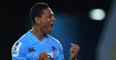 Unstoppable Folau downs Reds