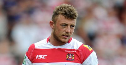 Charnley committed to Wigan