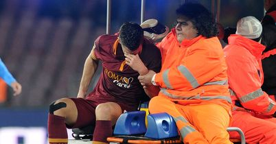 Totti backs injured Strootman