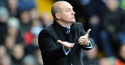 Pepe Mel: Grabbed his first win in charge of the Baggies
