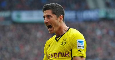 Dortmund edge into final