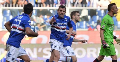 Samp hit back to beat Livorno