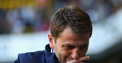 Tim Sherwood: Faces a battle to keep Tottenham job