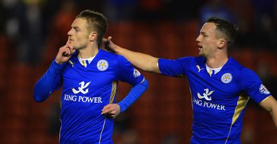 Leicester stretch lead at top