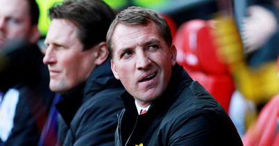 Brendan Rodgers: Masterminded another win at Cardiff
