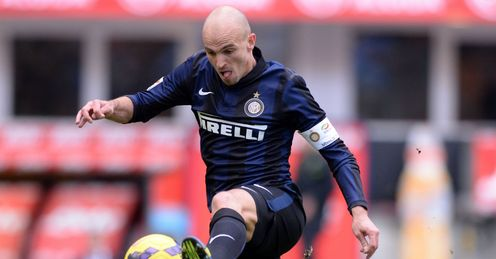 Esteban Cambiasso: Won Champions League with Inter