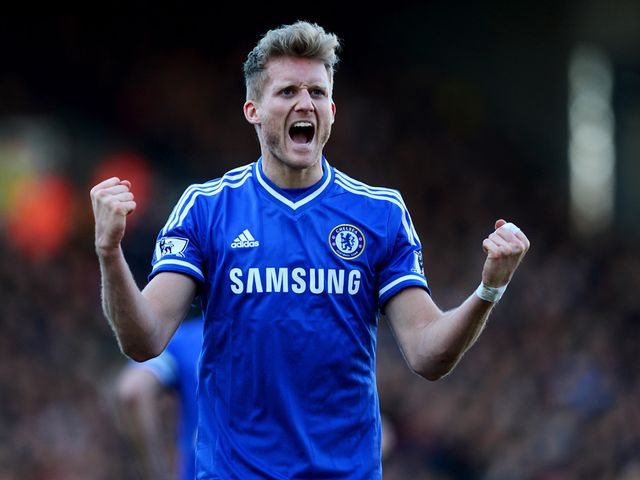 Schurrle was on target for the Germans