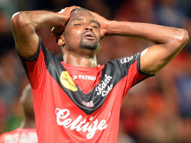Mustapha Diallo: Determined to make amends for defeat to Evian